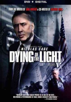 dvd dying of the light cage cover art