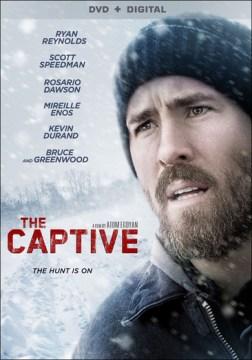 "dvd ""the captive"" cassandra cover art"