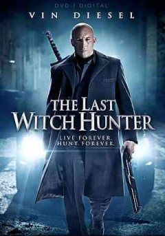 dvd last witch hunter cover art