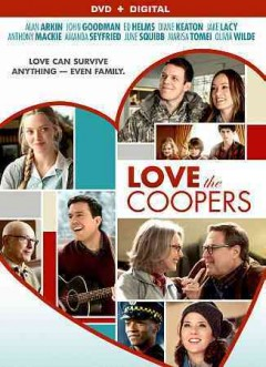 dvd love the coopers generations cover art