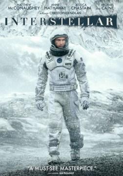 dvd interstellar earth galaxy mission cover art