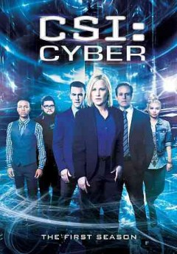 dvd csi cyber cover art