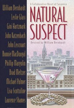 Natural Suspect: A Collaborative Novel cover art