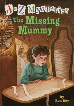 The Missing Mummy cover art