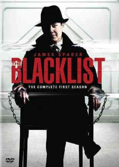 dvd blacklist first cover art