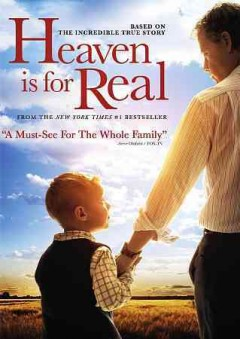 dvd heaven is for real birth cover art
