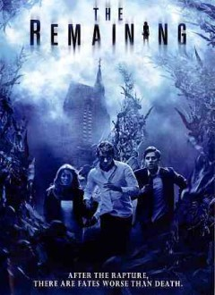 dvd the remaining supernatural cover art