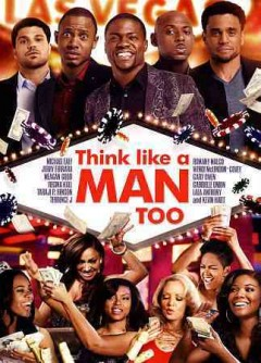 dvd think like a man too cover art