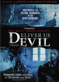 deliver us from evil dvd new york cover art