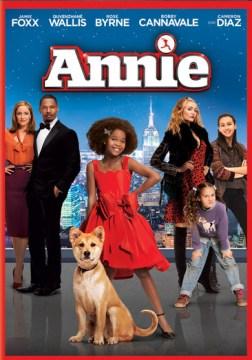 dvd annie jamie foster cover art