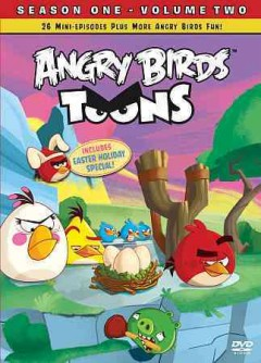 dvd angry birds two cover art