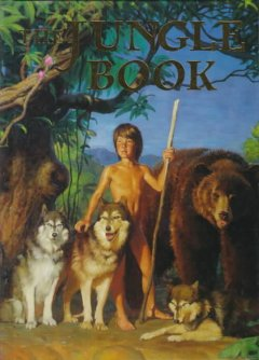 The Jungle Book cover art
