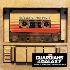 guardians galaxy awesome mix cover art