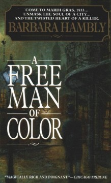 A Free Man of Color cover art