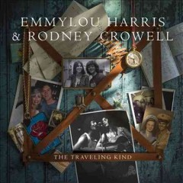 emmylou harris rodney crowell traveling kind cover art