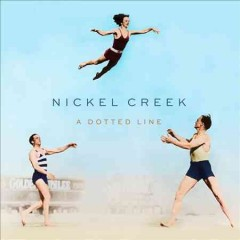 nickel creek dotted line cover art