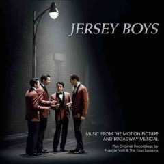 jersey boys music motion picture musical cover art