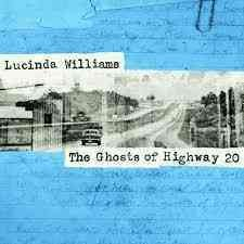 WILLIAMS GHOSTS OF HIGHWAY cover art