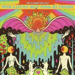 FLAMING LIPS HELP FRIENDS cover art