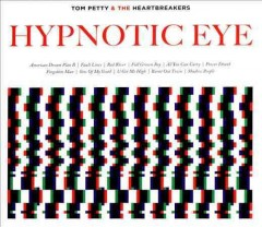 tom petty hypnotic eye cover art