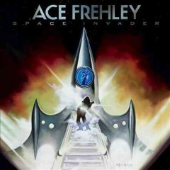 ACE FREHLEY SPACE INVADER cover art