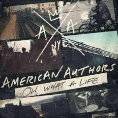 american authors oh what a life cover art