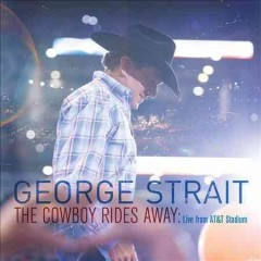 strait cowboy rides away live cover art