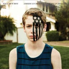 american beauty psycho fall out boy cover art