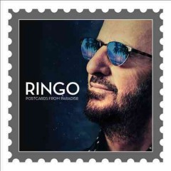 ringo starr postcards from paradise cover art