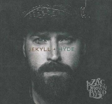 zac brown jekyll hyde cover art