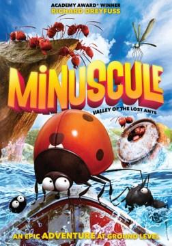 dvd minuscule smallest cover art