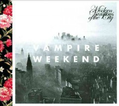 vampire weekend modern vampires of the city cover art