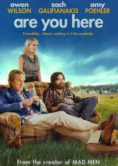 dvd are you here owen cover art