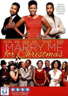 dvd marry me for christmas cover art