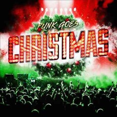 punk goes christmas cover art