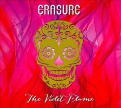 ERASURE VIOLET FLAME cover art