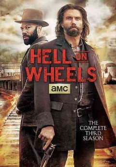 dvd hell on wheels third cover art