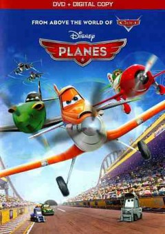 dvd planes dusty cover art