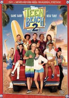 dvd teen beach movie 2 dive in cover art