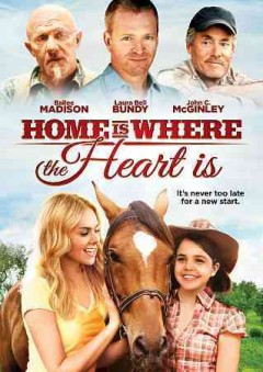 dvd home is where the heart is bent arrow cover art