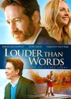 dvd louder than words state cover art