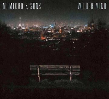 mumford sons wilder mind cover art