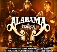 alabama ryman cover art