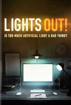 dvd lights out planet cover art