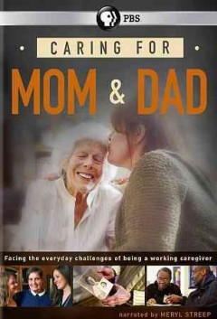 dvd caring for mom and dad cover art