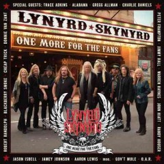 one more for the fans lynyrd skynyrd cover art
