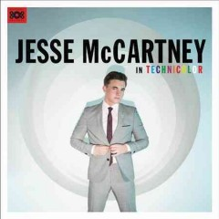 JESSE MCCARTNEY IN TECHNICOLOR cover art