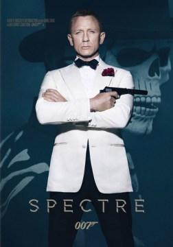 spectre dvd daniel cover art
