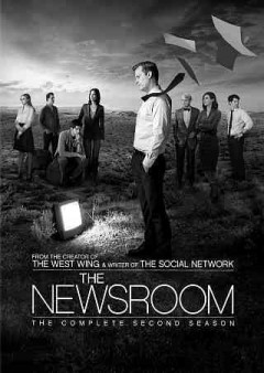 dvd newsroom complete second acn network cover art