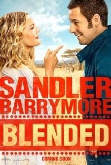 blended dvd lauren cover art